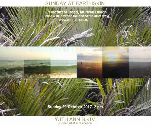 Sunday@Earthskin17AnnB.Kim1